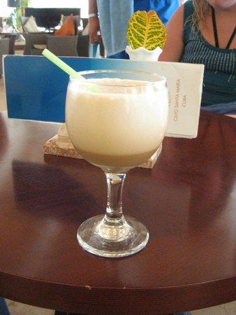 Hotel Playa Cayo Santa Maria: lobby bar coffees