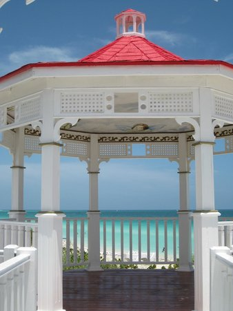 Hotel Playa Cayo Santa Maria: gazebo