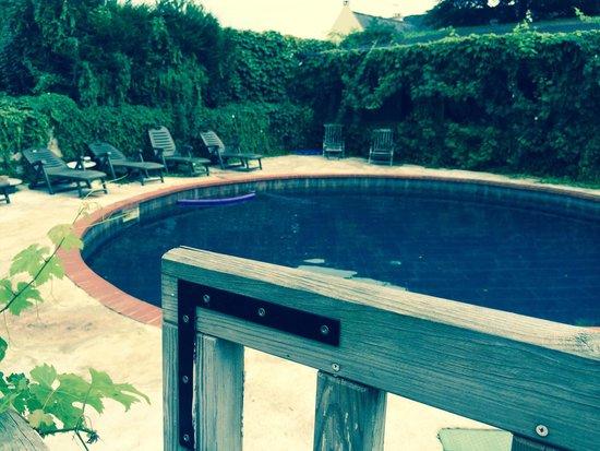 Cafe de la Promenade : La piscine.