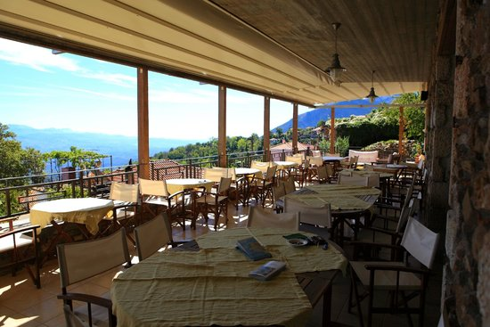 Taygetos Balcony Restaurant