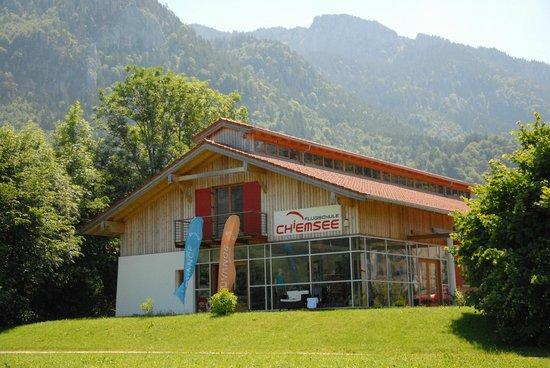 Flugschule Chiemsee