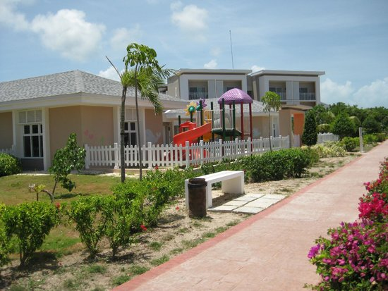 Hotel Playa Cayo Santa Maria: kids club