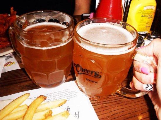 Beers cheers!!