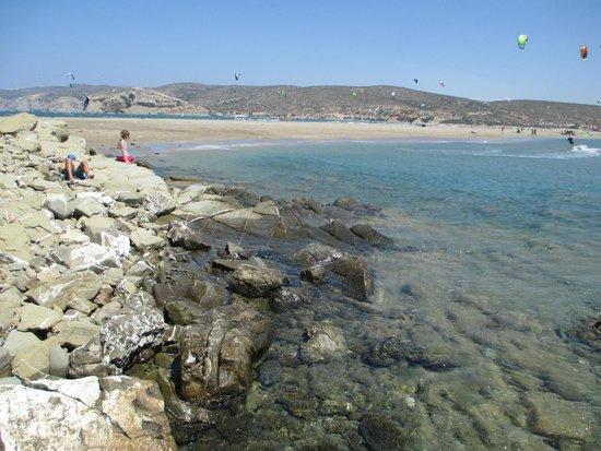 Prasonisi Beach: Prassonissi Beach