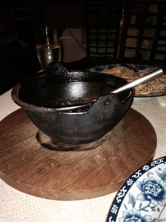 Blue Room: Beautiful spicy aromatic beef!!!