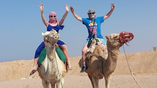 Sahara Desert : Camel ride