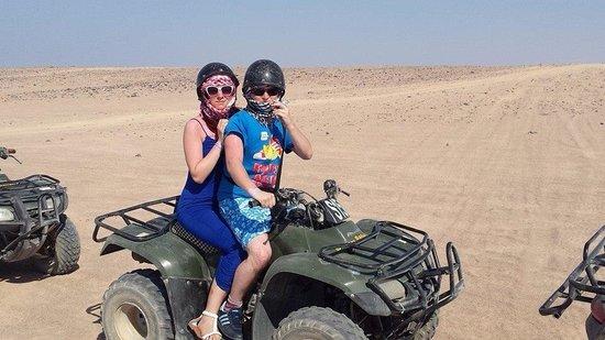 Sahara Desert : Quads