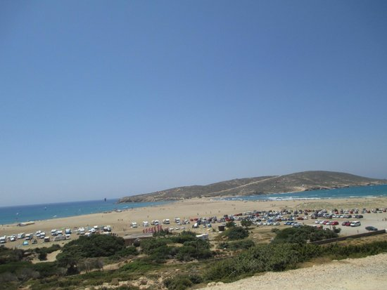 Prasonisi Beach: Prassonissi Beach