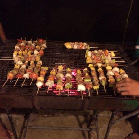Klong Kloi Cottage: B.B.Q. Pork and Chicken