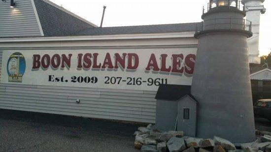 The Boon Island Ale House : Boon Island Ales