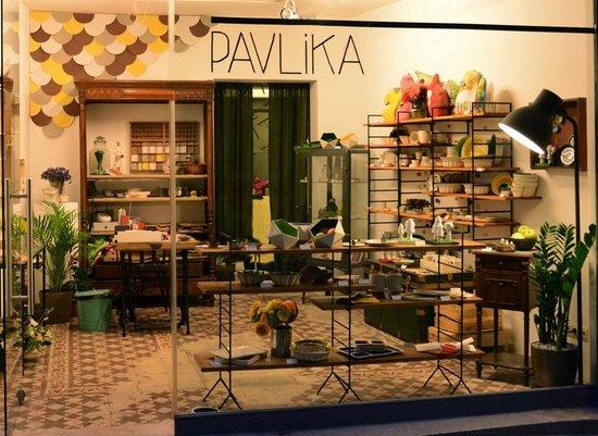 Pavlika Design Store
