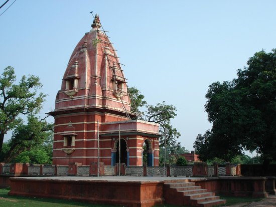 Darbhanga, Индия: Shyama Mandir 03