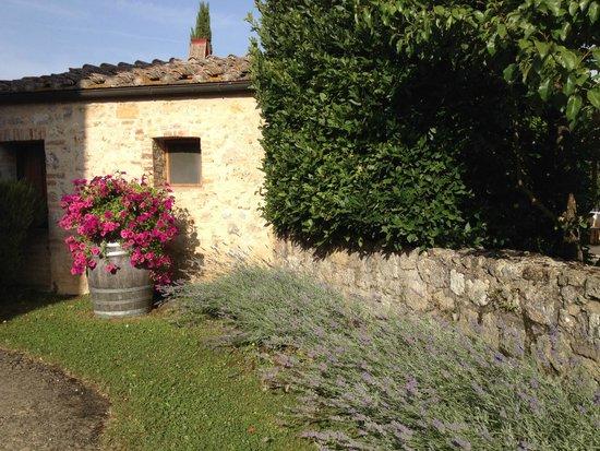 Relais Castel Bigozzi: Giardino