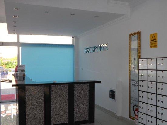 Karbel Beach Hotel: Brand New Reception Area