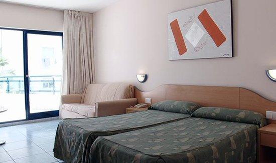 Hotel Principal: Habitación