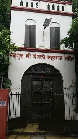 Jangali Maharaj Temple