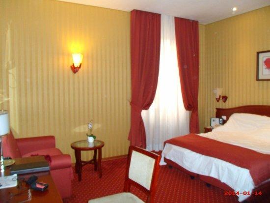 Augusta Lucilla Palace: номер отеля