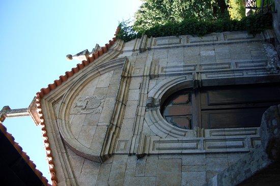 Casa de Santo Antonio de Britiande: capilla del hotel