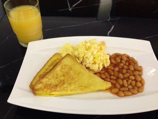 Hotel Kai: 很棒的早餐。