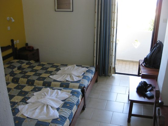 Hotel Lofos: room