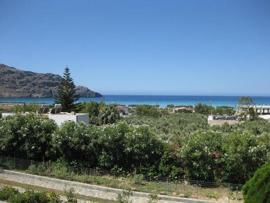 Hotel Lofos: view