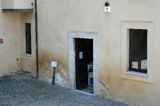 Tenaglie, Italia: Ingresso Antiquarium
