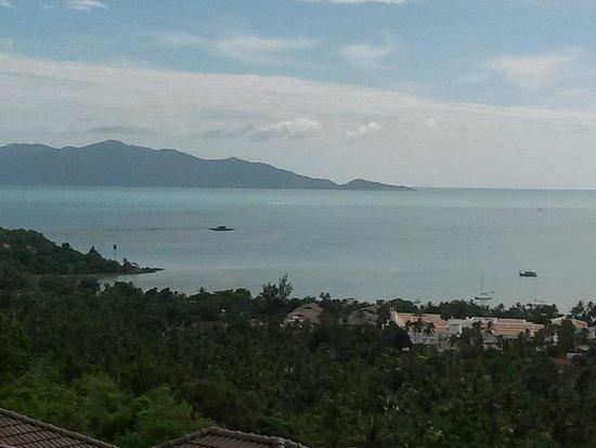 Mantra Samui Resort: חוף הים והמפרץ