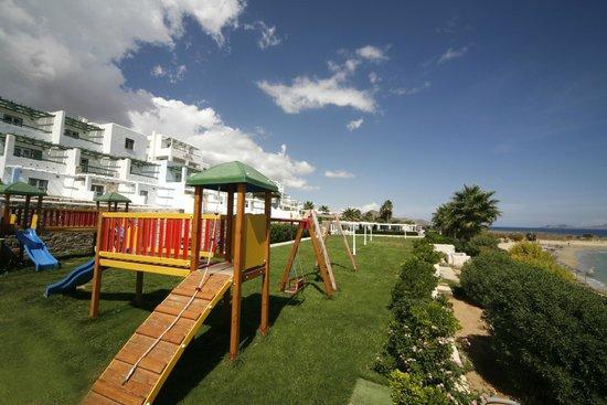 Veranda Blue : Playground