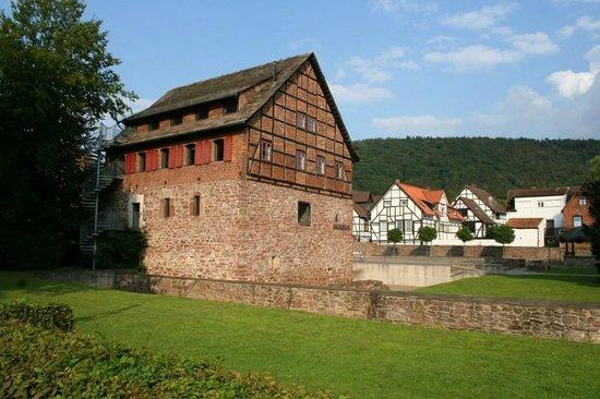 Münchhausen-Museum: Back of Museum