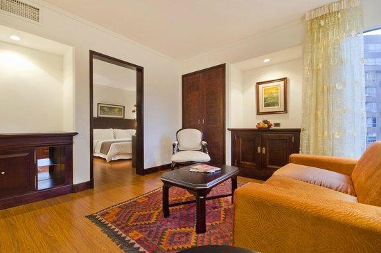 Hotel Dann Carlton Belfort: Habitacion Suite