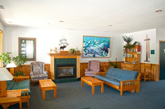 Glenview Cottages: Common Room