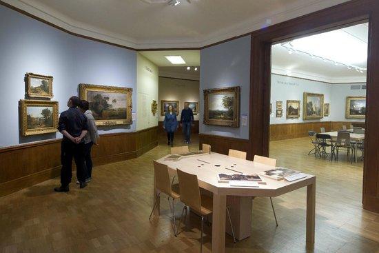 Norwich Castle: Art Galleries
