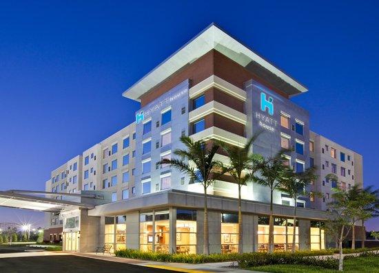 HYATT house Fort Lauderdale Airport & Cruise Port: Exterior