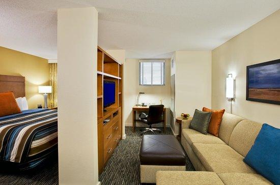 HYATT house Fort Lauderdale Airport & Cruise Port: King Studio