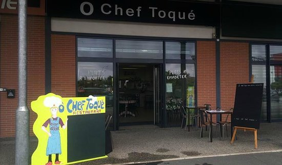 O Chef Toque