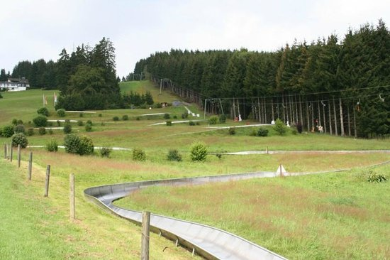 Willingen, Germania: The whole course