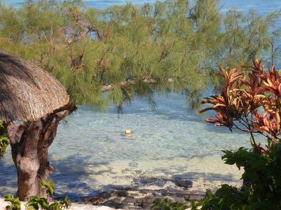 Canonnier Beachcomber Golf Resort & Spa : VUE OCEAN