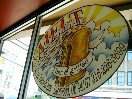Melt Bar & Grilled: melt