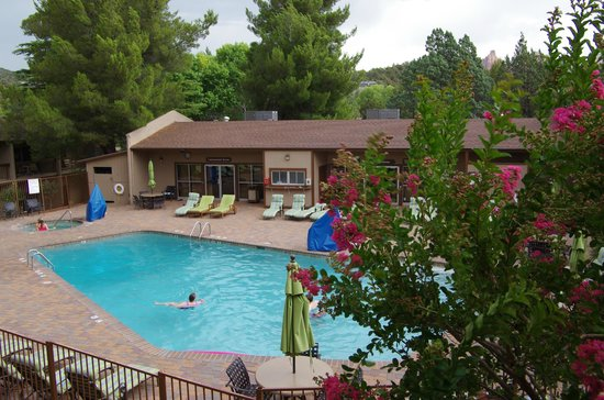 Poco Diablo Resort: piscine