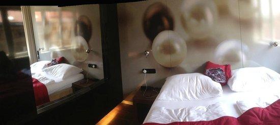 Perla Hotel: Room