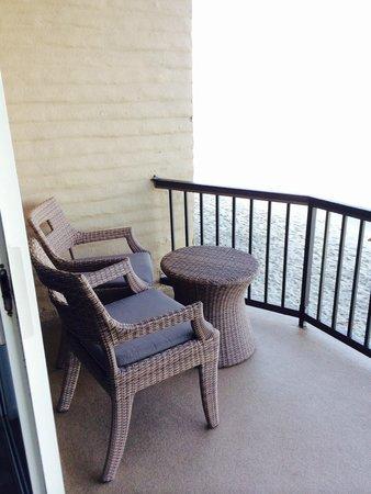 Surf & Sand Resort : terrace