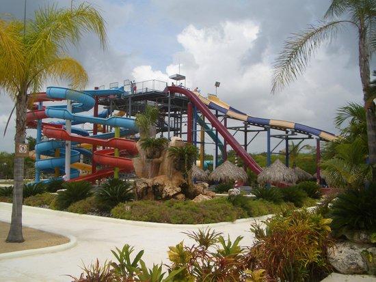 Sirenis Punta Cana Resort Casino & Aquagames : Waterpark