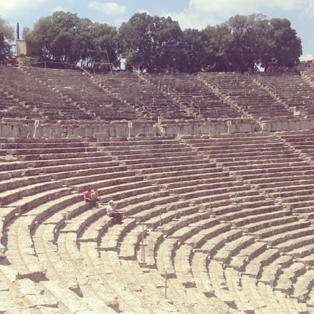 Teatro de Epidauro: theatre d epidaure