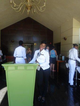 Secrets Wild Orchid Montego Bay : My daughter away from home; Lasonya Reid