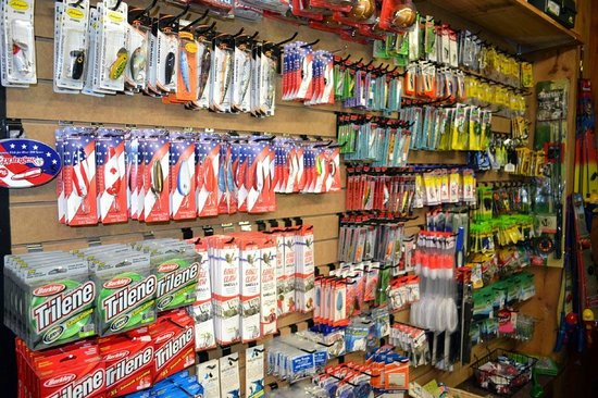 ADK Trading Post: Fishing Tackle available