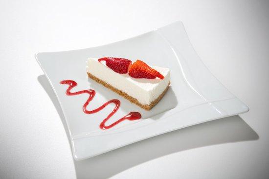 Anima Lounge: Strawberry Cheese cake