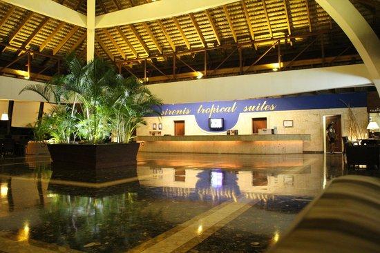 Sirenis Punta Cana Resort Casino & Aquagames: Reception area