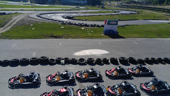 Saguenay Paintball Karting