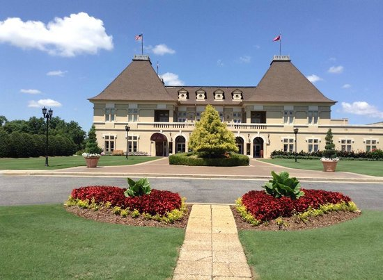 Chateau Elan Winery And Resort : Winery
