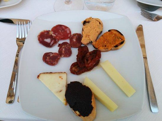 Syraka Sicilian Restaurant : Antipasti : merveilleux de goût !